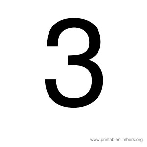 printable_number_3
